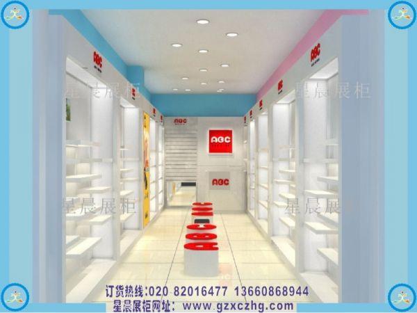 童鞋店装修设计效果要和门面装修风格一致,这样才会使得整